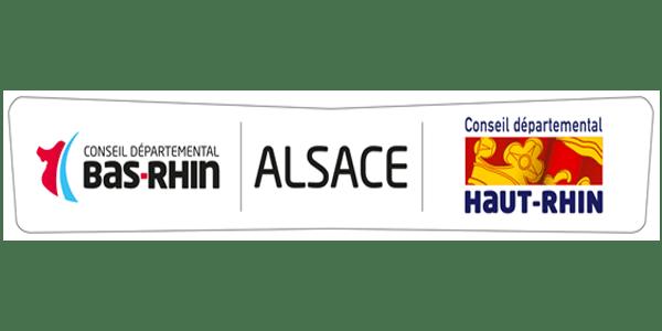 SJ - Bas-Rhin Haut-Rhin