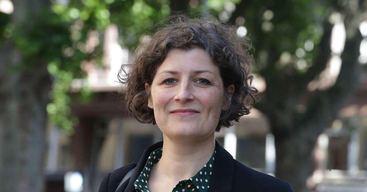 Madame la Maire de Strasbourg